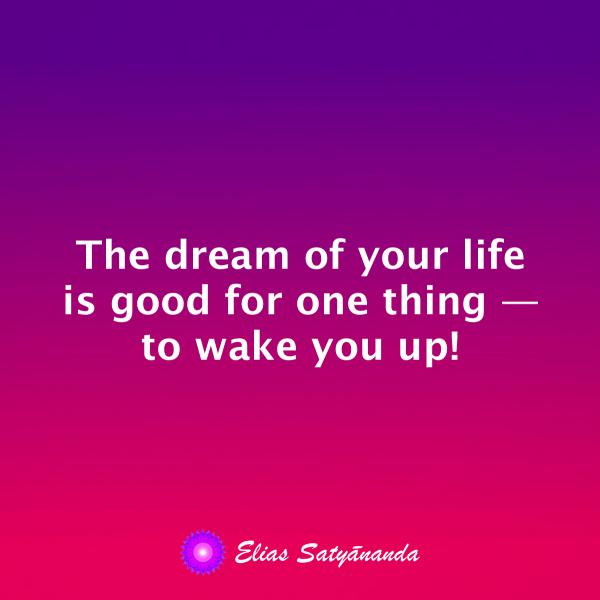 The living dream